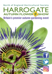 Photograph of the Autumn 2017 show programme cover