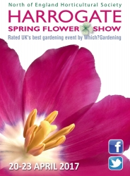 Photograph of the spring 2017 show programme cover